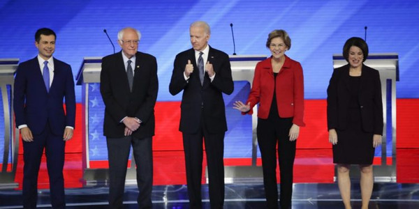 Analyzing the Framing of 2020 Presidential Candidates in the News