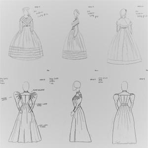 Exploring 19th Century Fashion Design